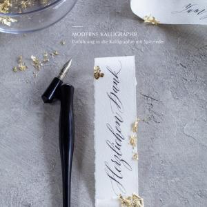 Moderne Kalligraphie – Workshop